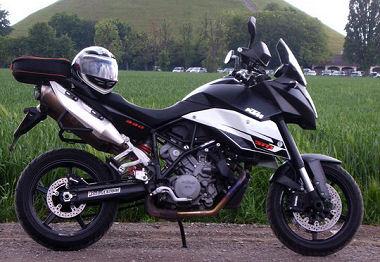 KTM 990 Supermoto-T