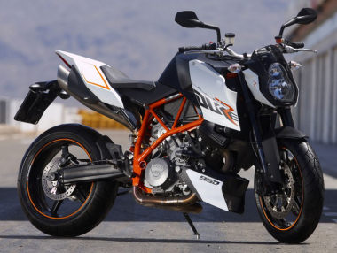 moto KTM SUPERDUKE 990 R 2008
