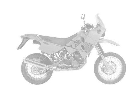 KTM LC4-E 640 ADVENTURE