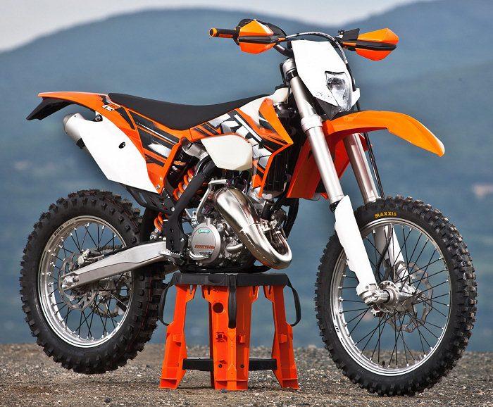 KTM 125 EXC 2013 - 1