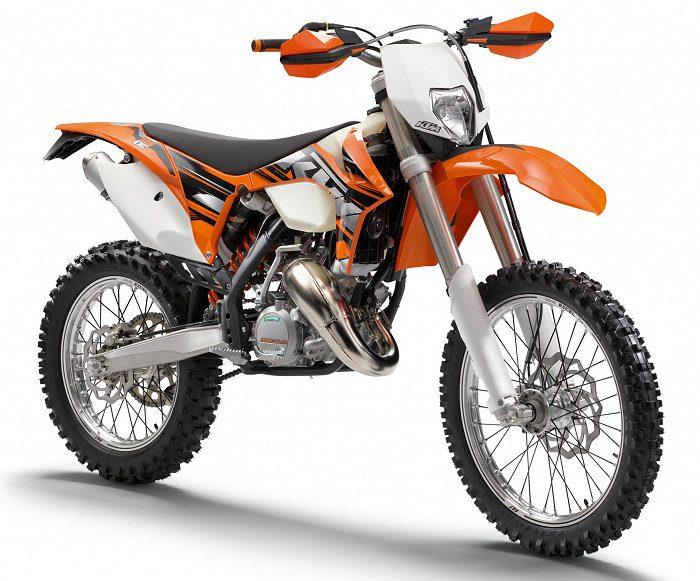 KTM 125 EXC 2013 - 14
