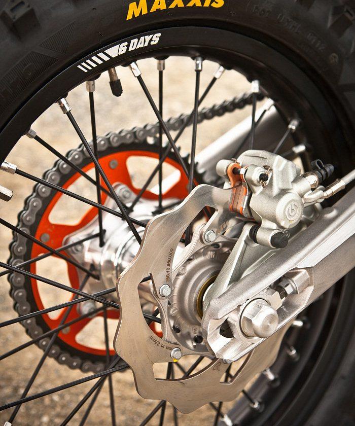 KTM 125 EXC Six Days 2013 - 7