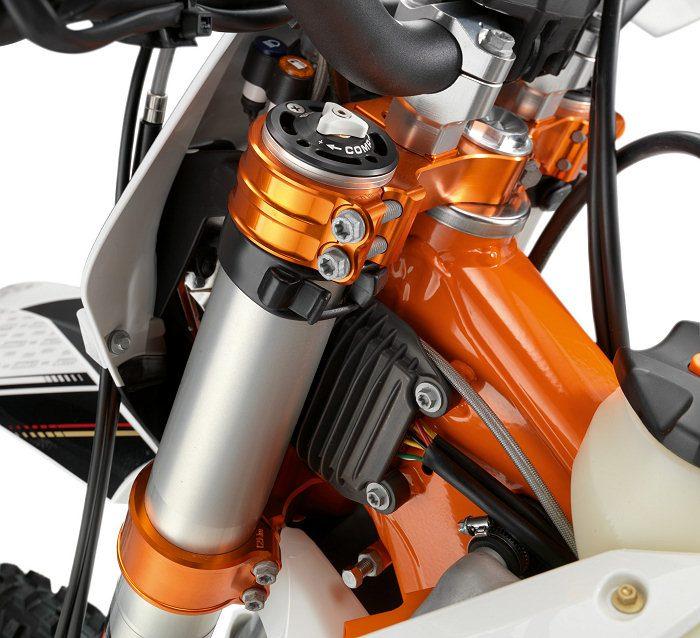 KTM 125 EXC Six Days 2013 - 2