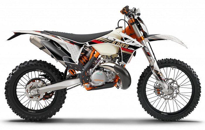 KTM 125 EXC Six Days 2013 - 11