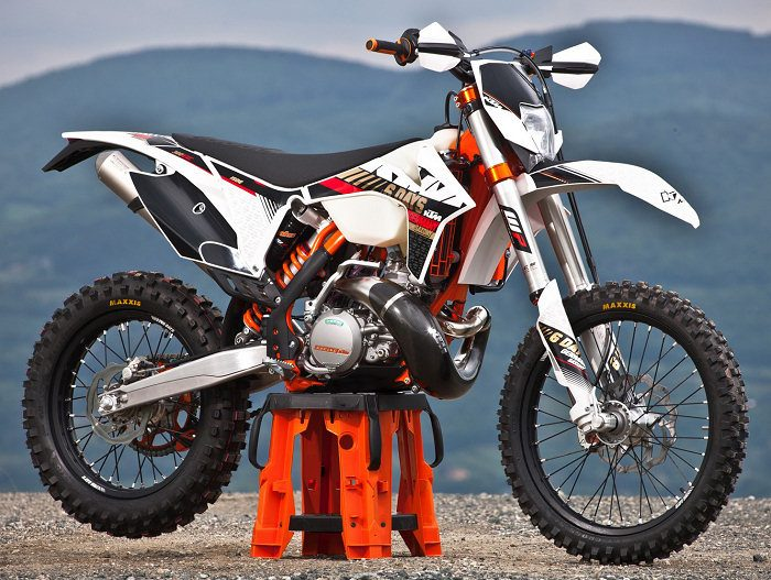 KTM 125 EXC Six Days 2013 - 5