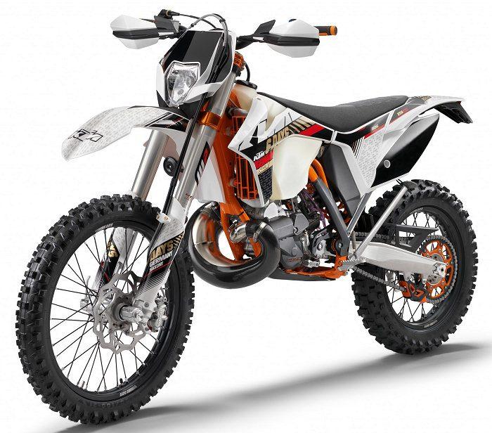 KTM 125 EXC Six Days 2013 - 14
