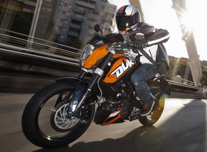 miniature KTM 200 DUKE 2014 - 8