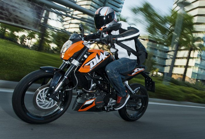 miniature KTM 200 DUKE 2014 - 3
