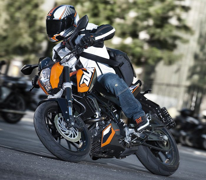 miniature KTM 200 DUKE 2014 - 5