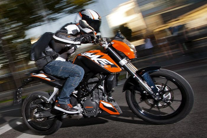 miniature KTM 200 DUKE 2014 - 4
