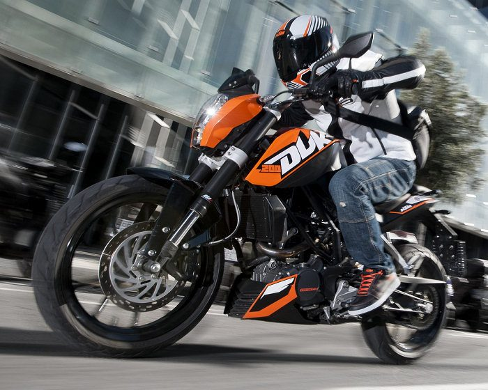miniature KTM 200 DUKE 2014 - 9