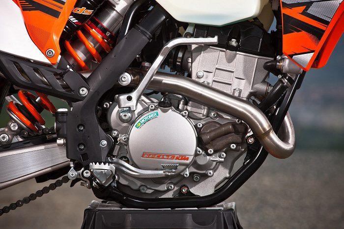 KTM 250 EXC-F 2013 - 2