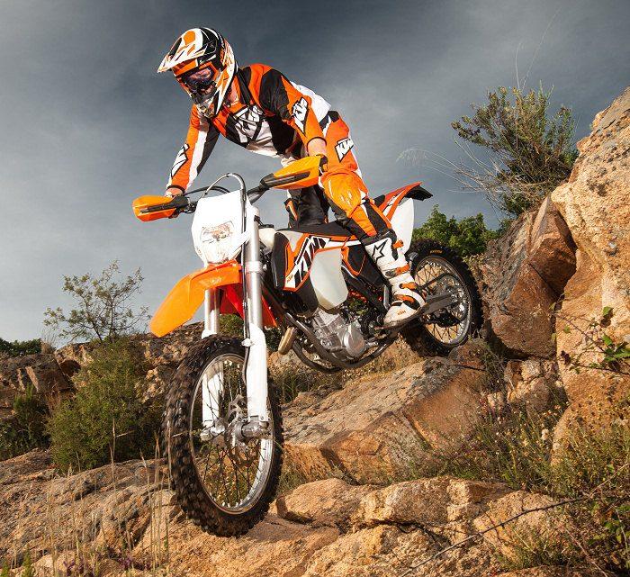 KTM 350 EXC-F 2014 - 10