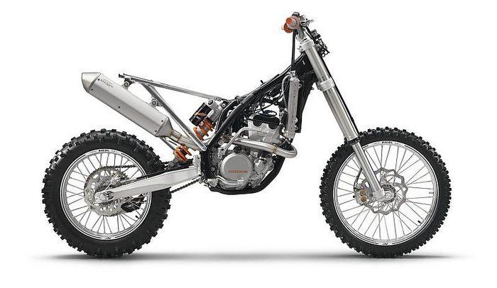 ktm 350 exc-f six days 2012 - galerie moto