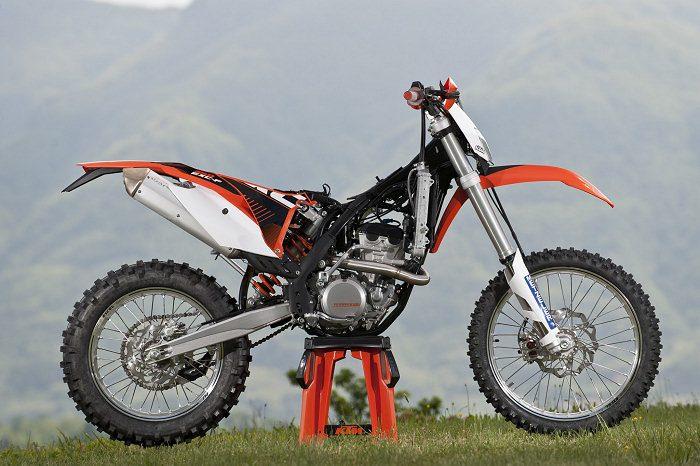 KTM 350 EXC-F 2012 - 22