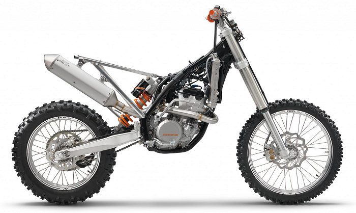 KTM 350 EXC-F 2012 - 15