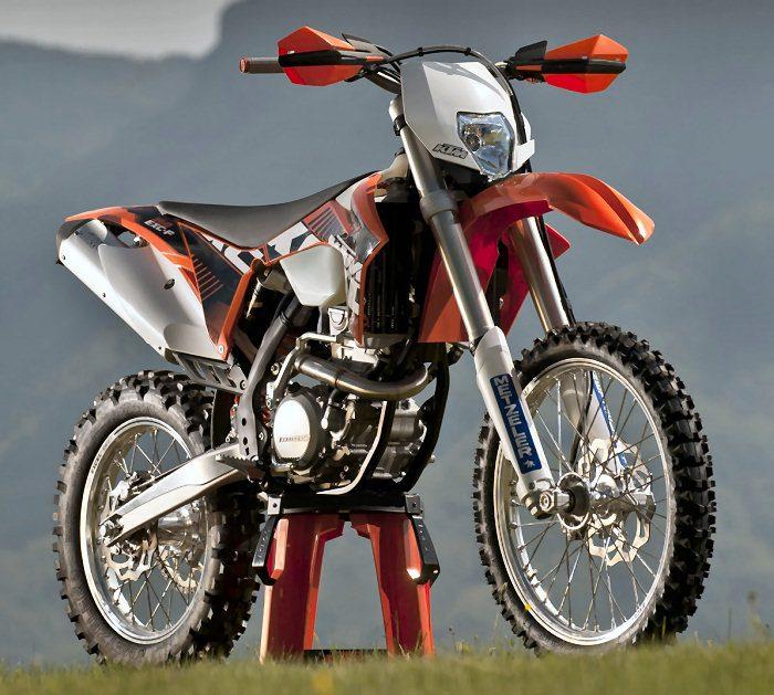 KTM 350 EXC-F 2012 - 13
