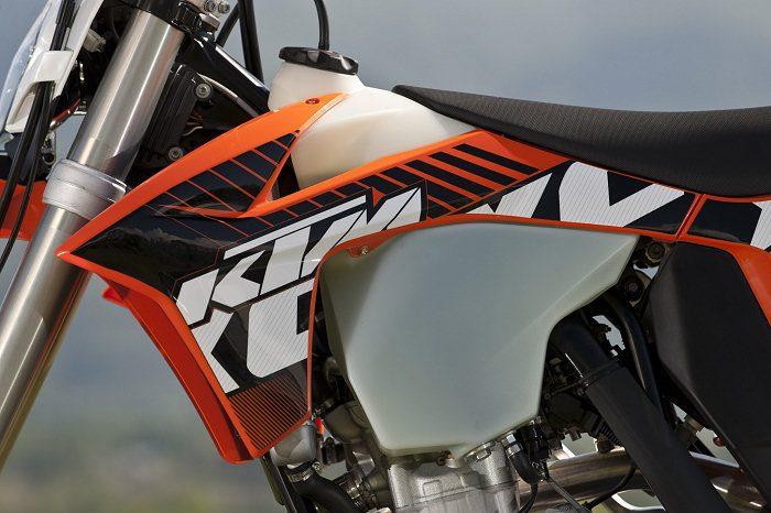 KTM 350 EXC-F 2012 - 2