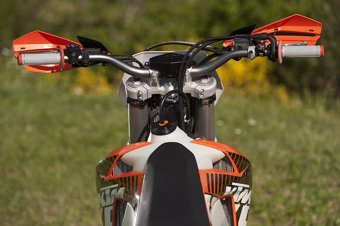 KTM 350 EXC-F 2012 - 14