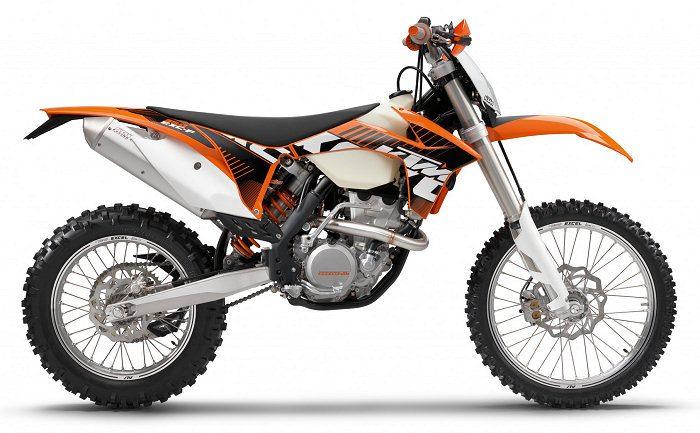 KTM 350 EXC-F 2012 - 24
