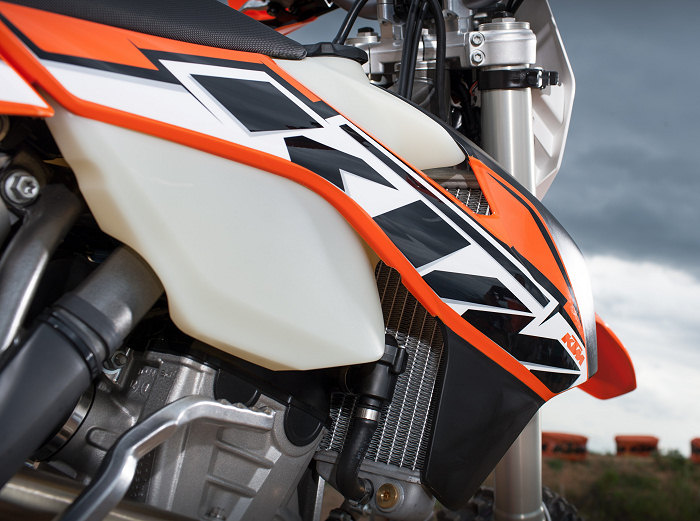 KTM 450 EXC 2014 - 5