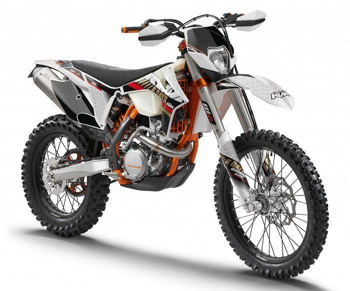 KTM 450 EXC Six Days 2013 - 14