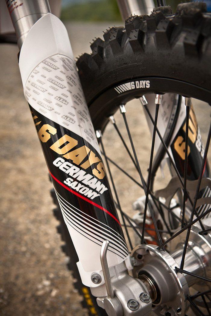 KTM 450 EXC Six Days 2013 - 2