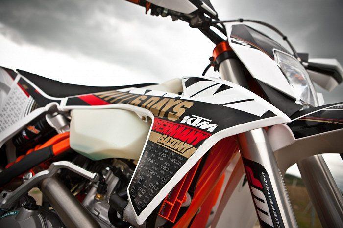 KTM 450 EXC Six Days 2013 - 6
