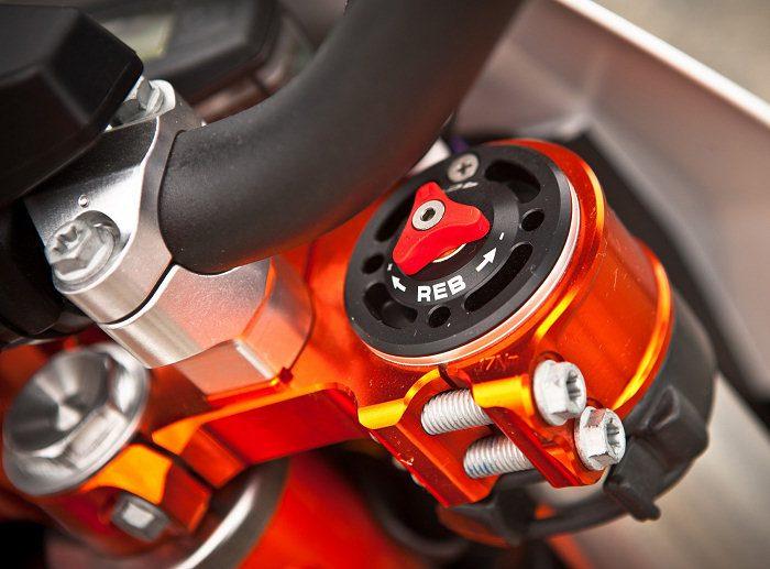 KTM 450 EXC Six Days 2013 - 15