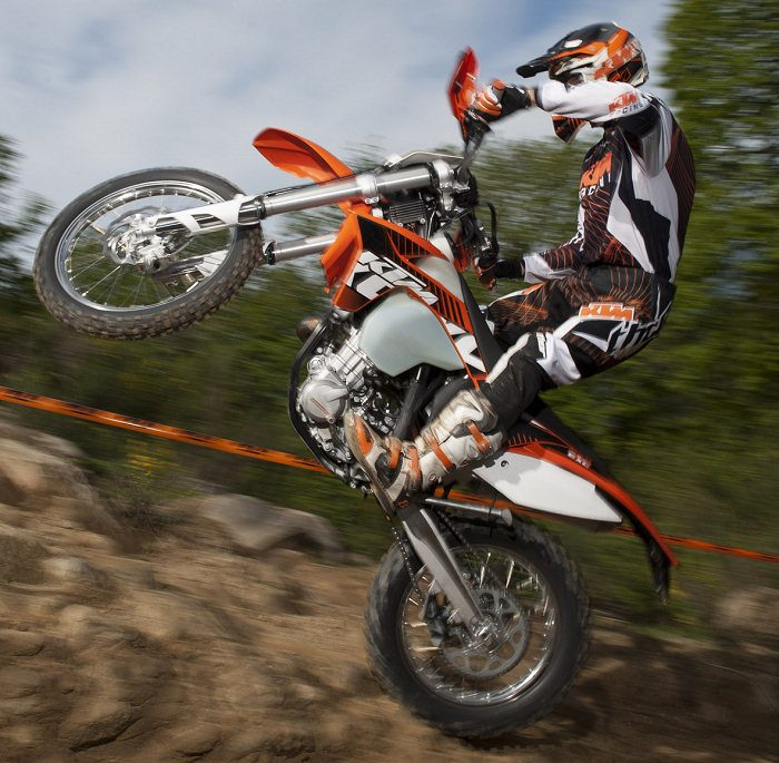 KTM 450 EXC 2012 - 15