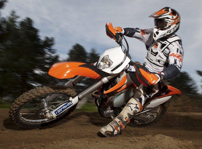 KTM 450 EXC 2012 - 9