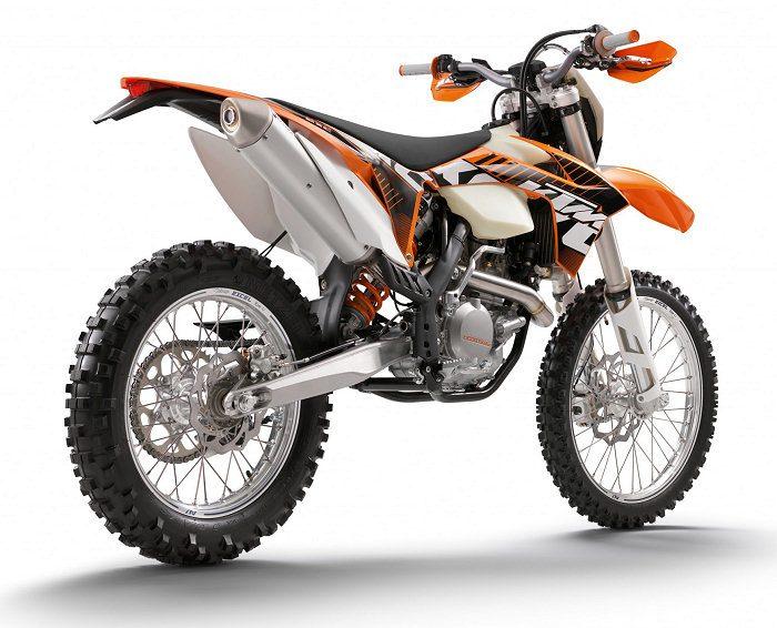 KTM 450 EXC 2012 - 4