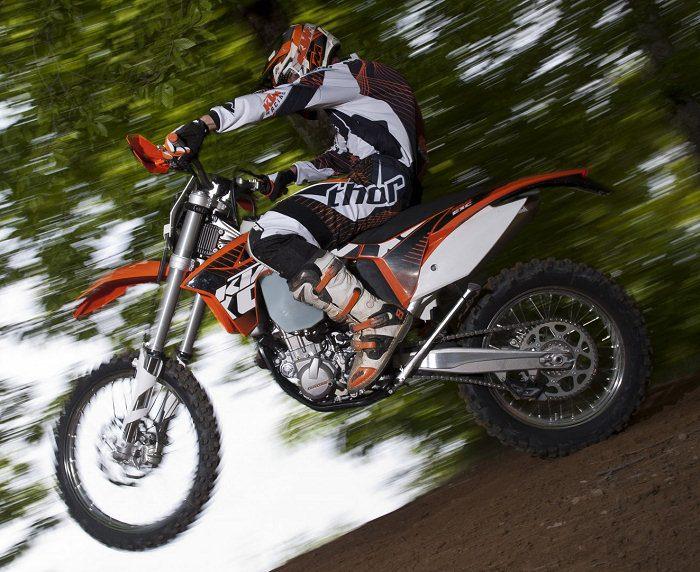 KTM 450 EXC 2012 - 7