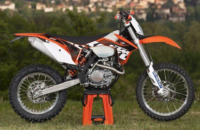 KTM 450 EXC 2012 - 3