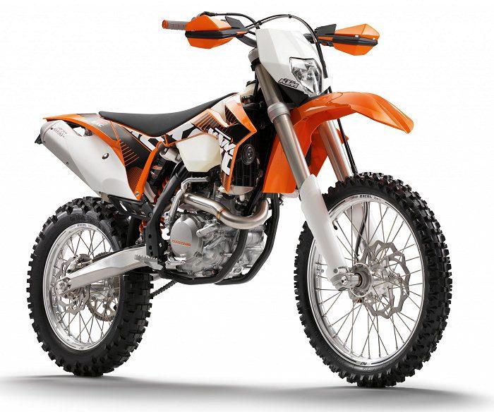 KTM 450 EXC 2012 - 11