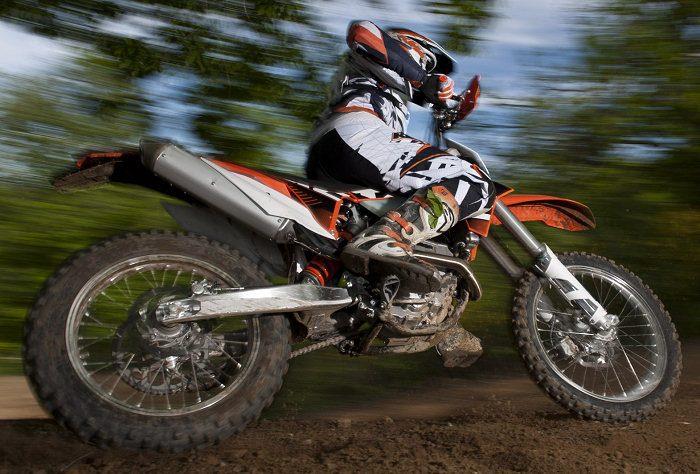 KTM 450 EXC 2012 - 1
