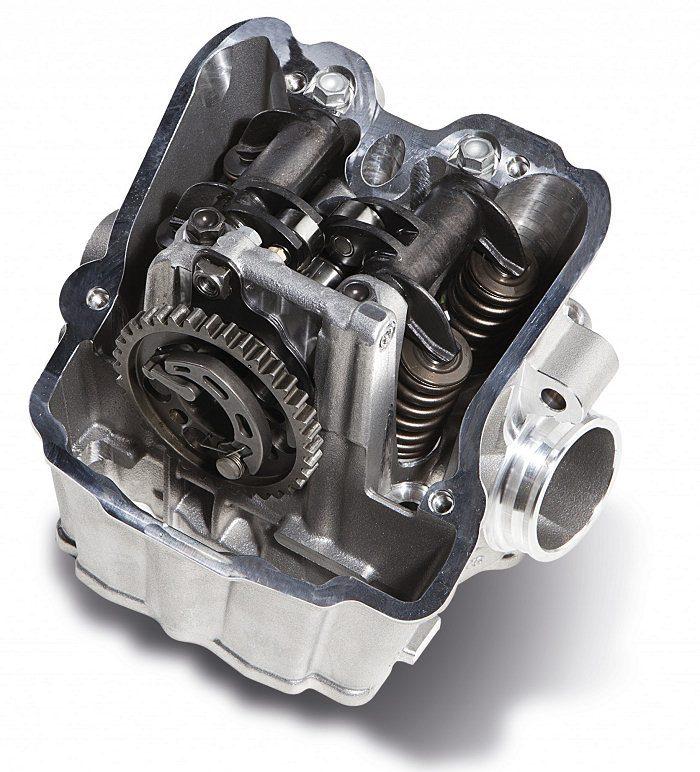 KTM 450 EXC 2012 - 6