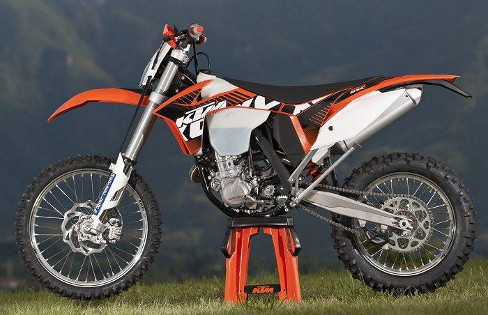 KTM 450 EXC 2012 - 10