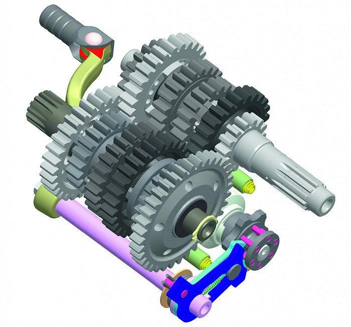 KTM 450 EXC 2012 - 18