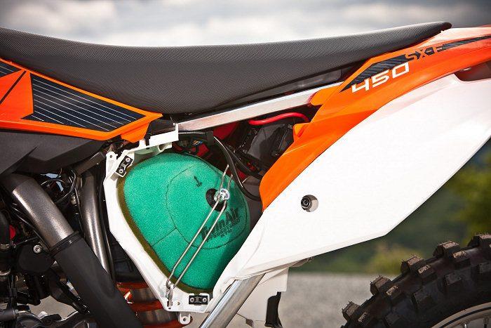 KTM 450 SX-F 2013 - 16