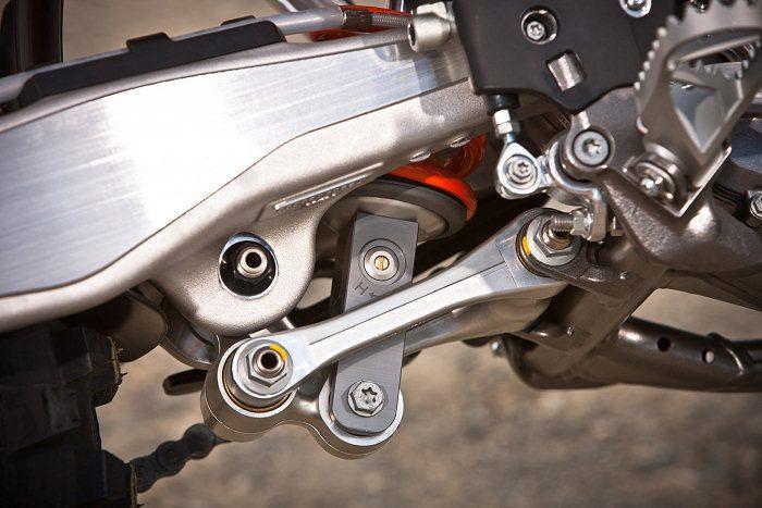 KTM 450 SX-F 2013 - 2