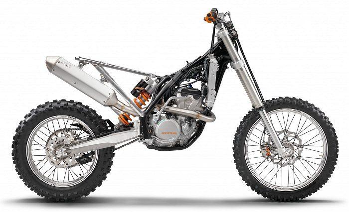 KTM 500 EXC Six Days 2013 - 1