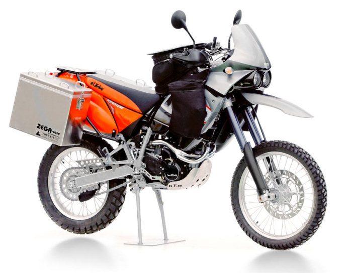KTM LC4-E 640 ADVENTURE 2003 - 7