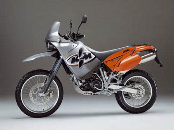 KTM LC4-E 640 ADVENTURE 2003 - 2