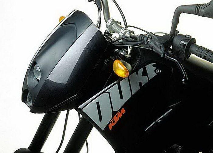 KTM 640 DUKE II 2001 - 10