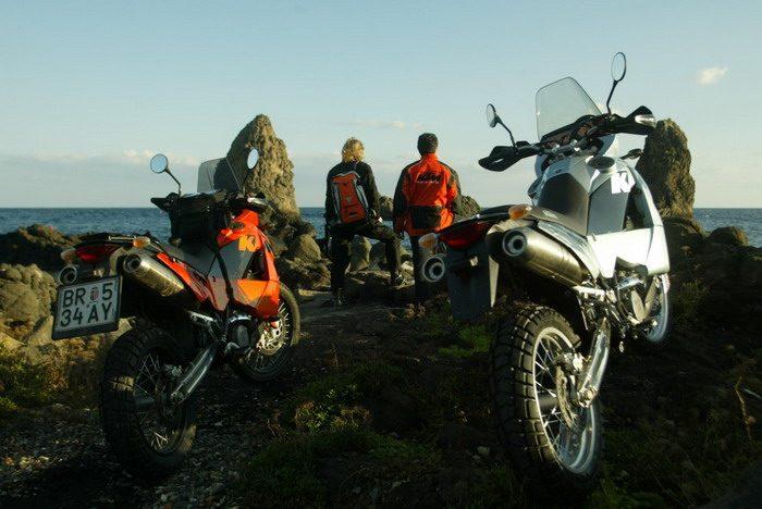 KTM 950 Adventure 2005 - 12