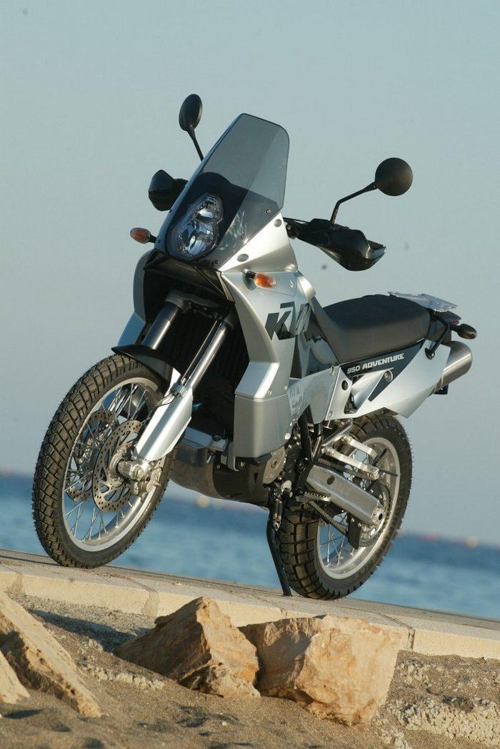 KTM 950 Adventure 2005 - 33