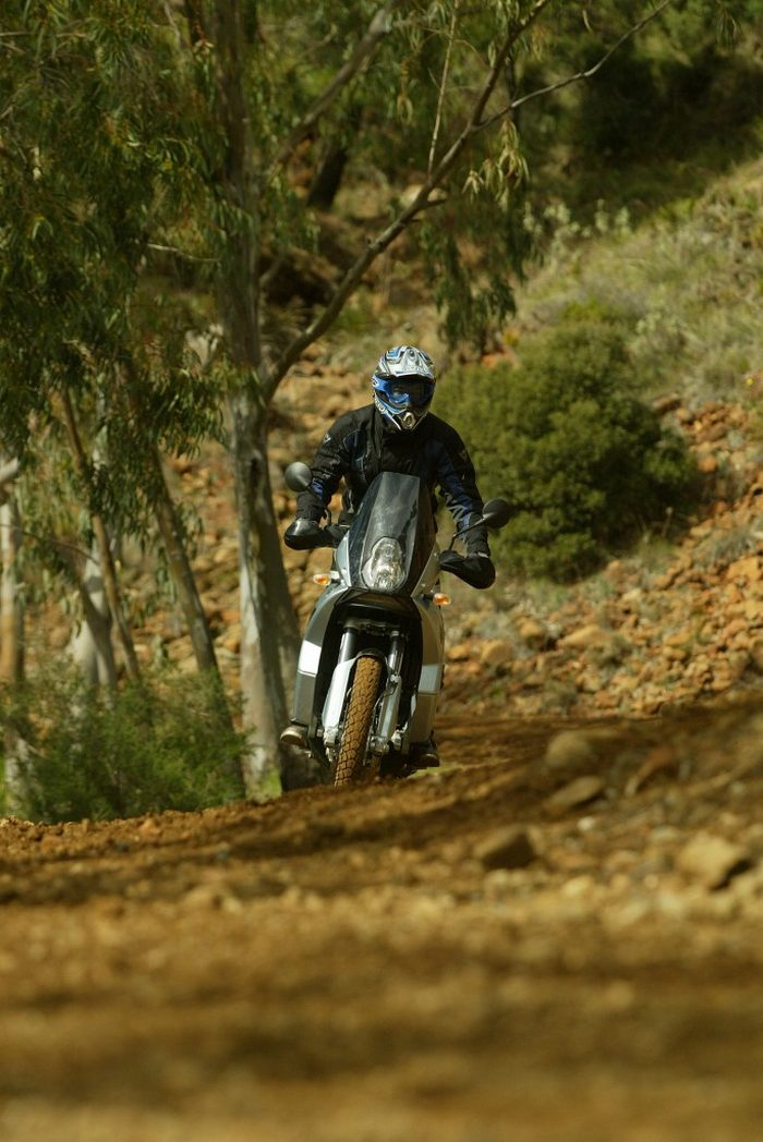 KTM 950 Adventure 2005 - 37