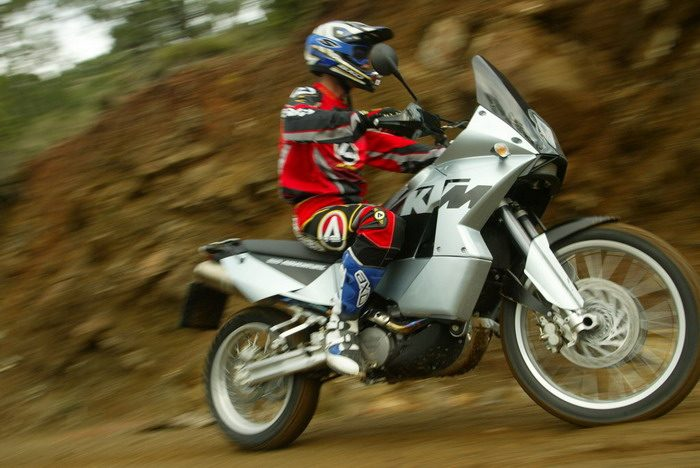 KTM 950 Adventure 2005 - 44
