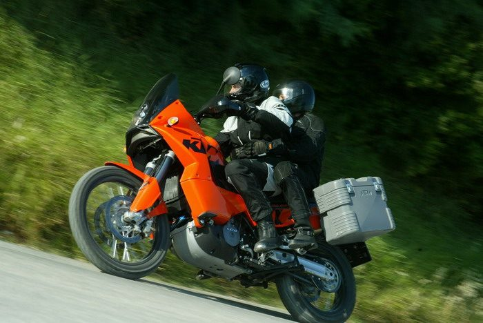 KTM 950 Adventure 2005 - 47